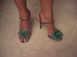 Sandali Le Silla indossati da Shoegal